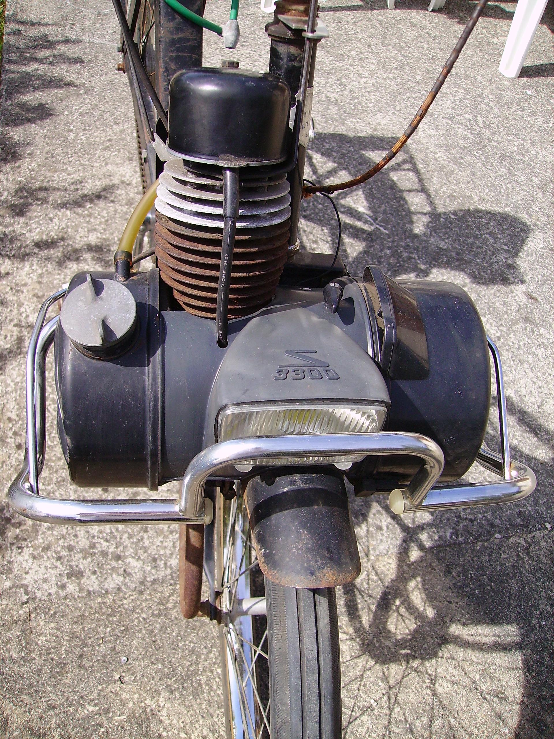 moteur de solex 3300